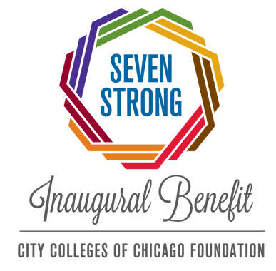 City Colleges of Chicago: Seven Strong Inaugural b=Benefit